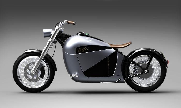 Электроцикл Orphiro