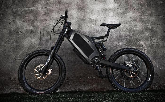 Black Trail BT-01