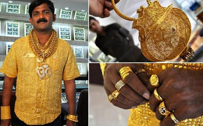 10 самых дорогих вещей, сделанных из золота