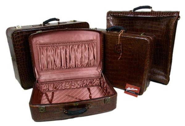 Набор дорожных чемоданов от Hartmann