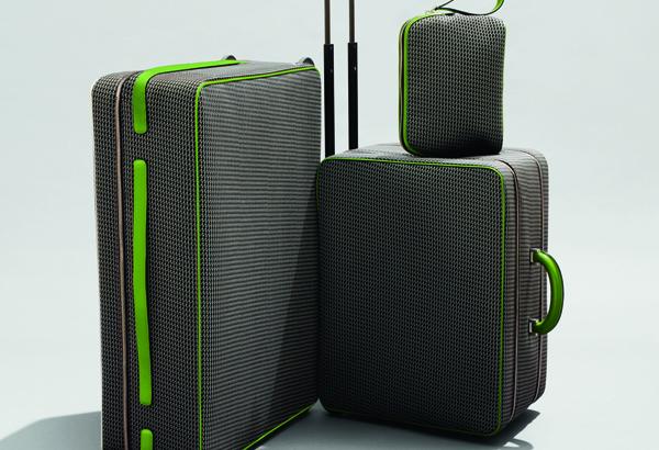 Набор дорожных чемоданов Avietta от Valextra