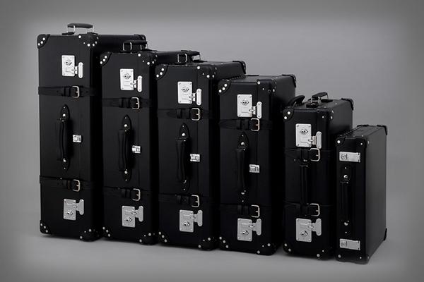 Специальная серия дорожных чемоданов James Bond  от Globe-Trotter
