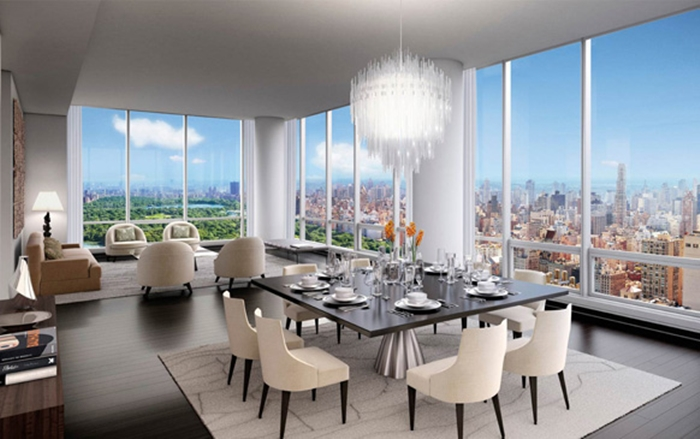 Mobile Wohnwand Wohnung New York Bilder