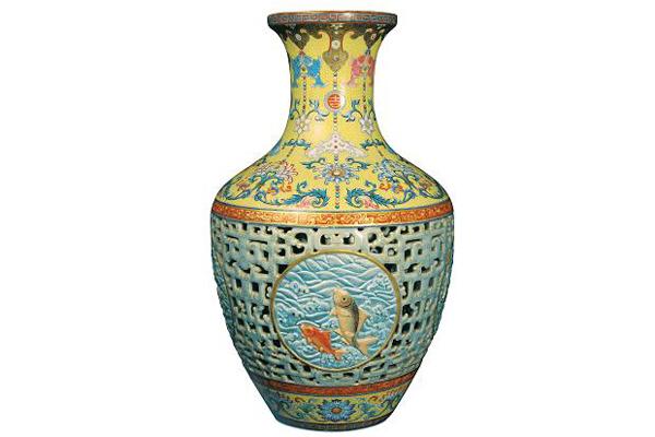 Фарфор династии Цин: $84 миллиона