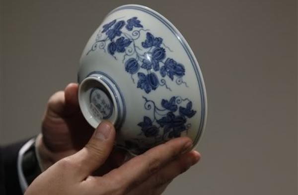Родом из Китая: самый дорогой фарфор в мире