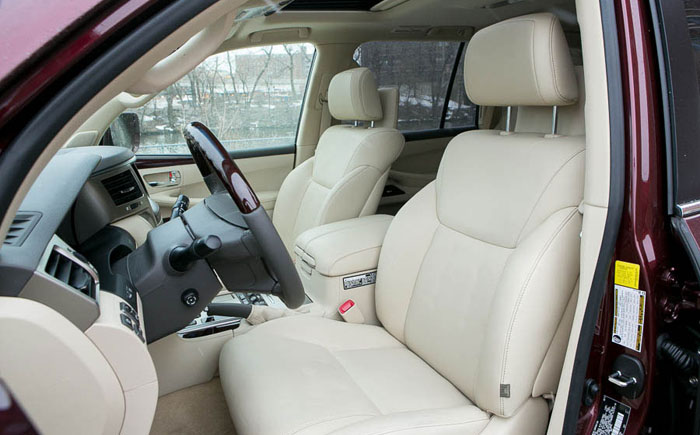 Lexus LX 570, 2014