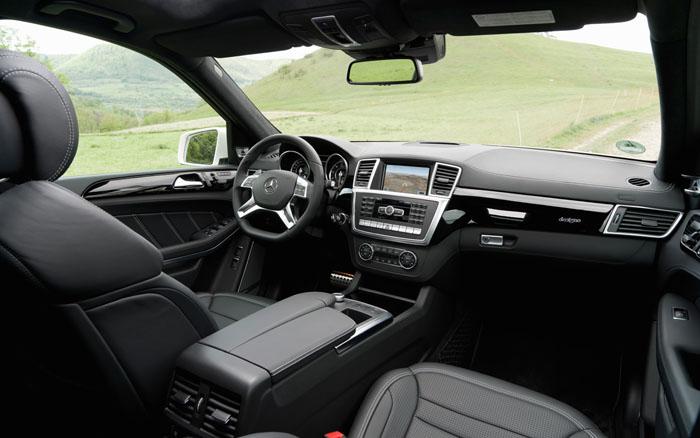 Mercedes-Benz GL 63 AMG, 2014