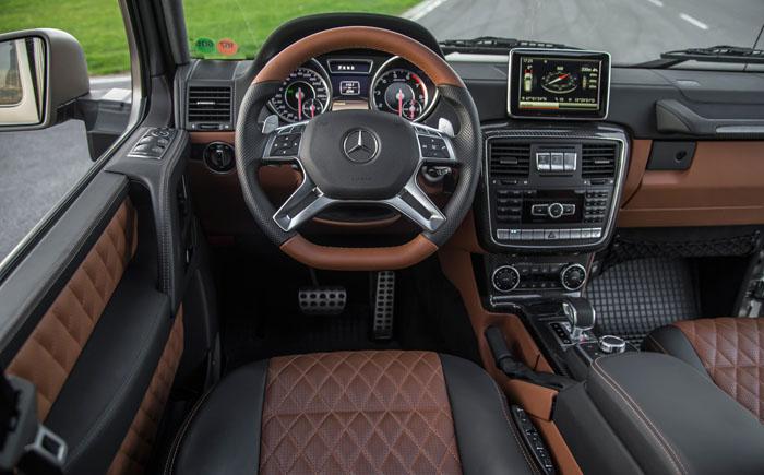 Mercedes-Benz G63 AMG, 2014