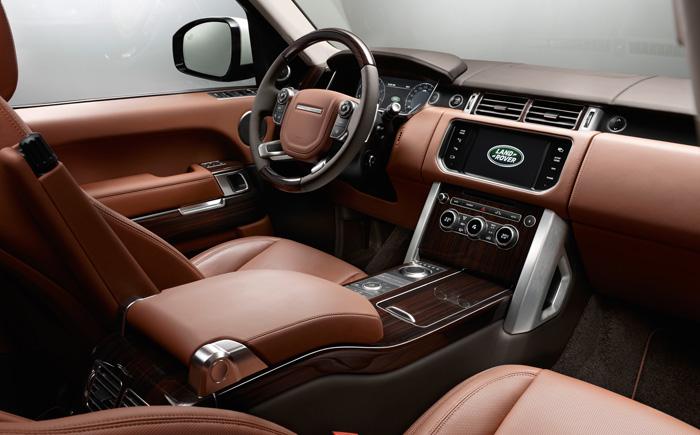 Land Rover Range Rover Autobiography Black, 2014