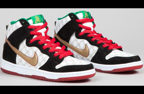 Найк СБ Флом Данк Хай (Nike SB Flom Dunk High)