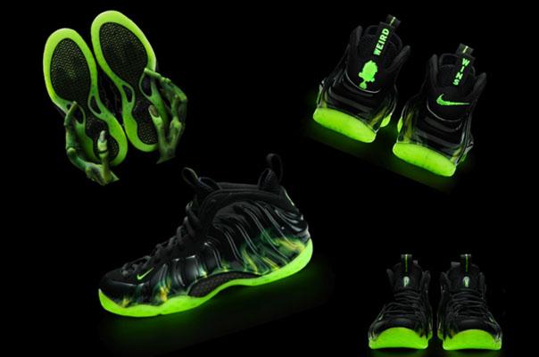Найк Паранорман Пенопозит (Nike ParaNorman Foamposite)