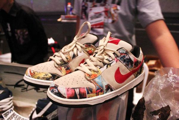 Найк Данк Лоу Про СБ «Париж» (Nike Dunk Low Pro SB 'Paris')