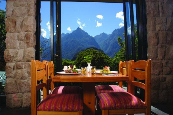 Перу – ресторан Tampu