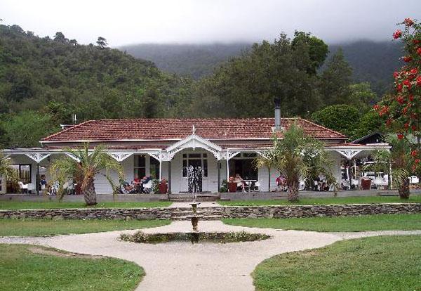 Новая Зеландия – The Furneaux Lodge