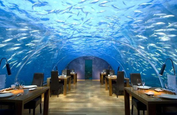 Мальдивские острова – Ithaa