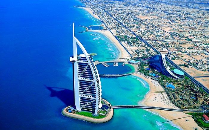 5 самых потрясающих семизвездочных отелей в мире
