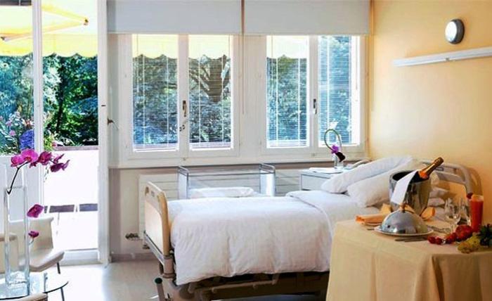 Клиника des Grangettes, Швейцария