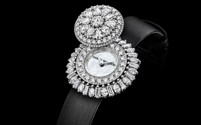Часы от Harry Winston