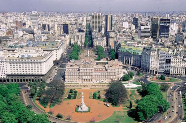 Буенос Айрес, Аргентина