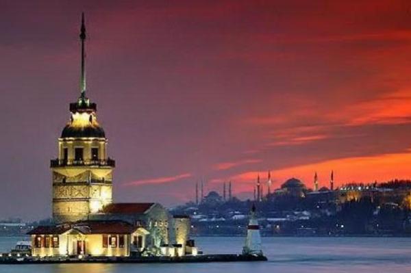 Kiz Kulesi, или Девичья башня