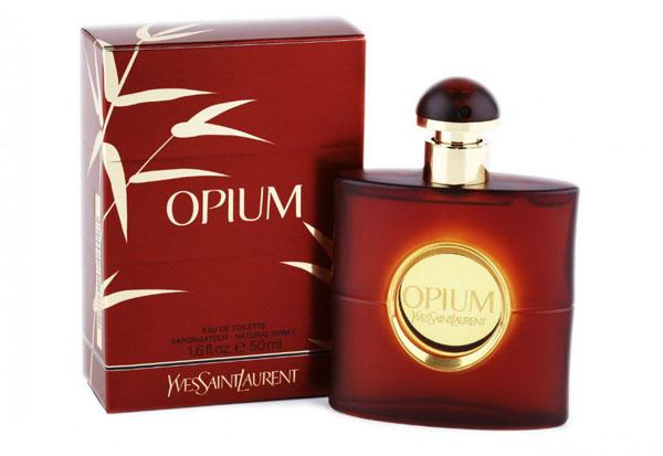 Opium от Ив Сен-Лорана