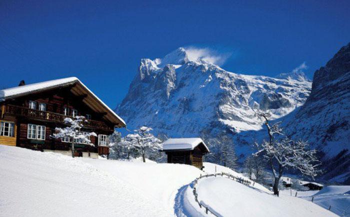 Домик в горах лучший выбор для