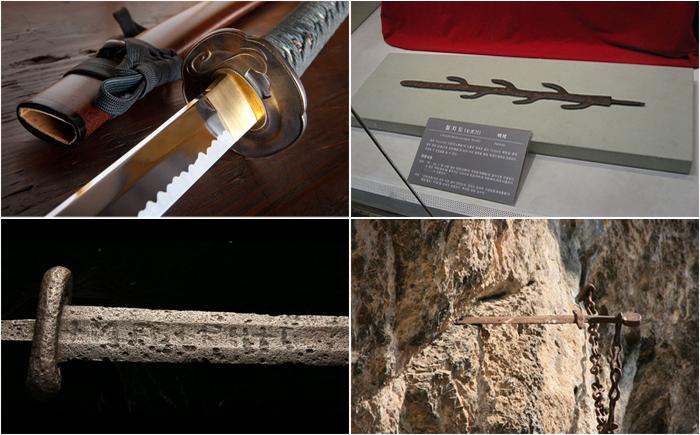 12 мечей-загадок из легенд и истории