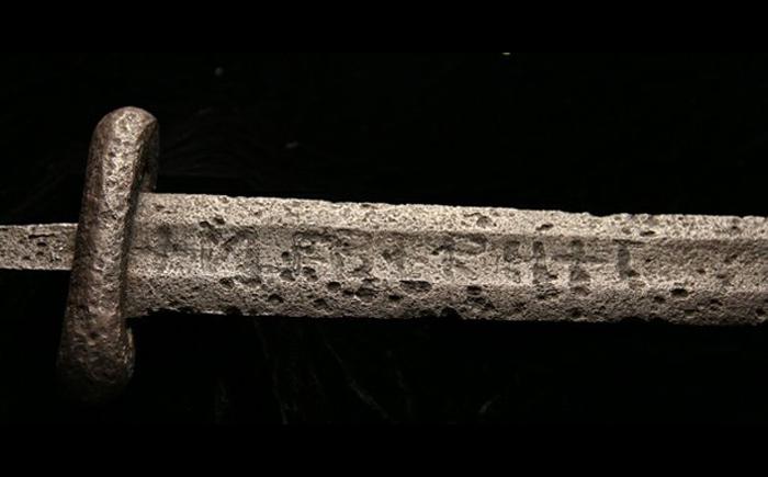 Меч викингов Ульфберхт