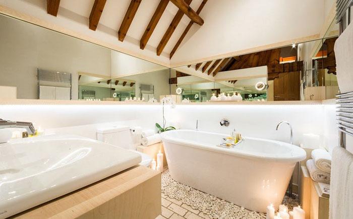 Интерьер ванной от  Gianna Camilotti