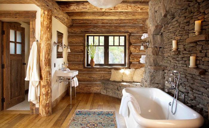Интерьер ванной от Pearson Design Group