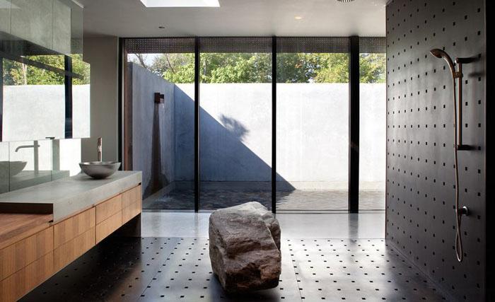 Интерьер ванной от Hufft