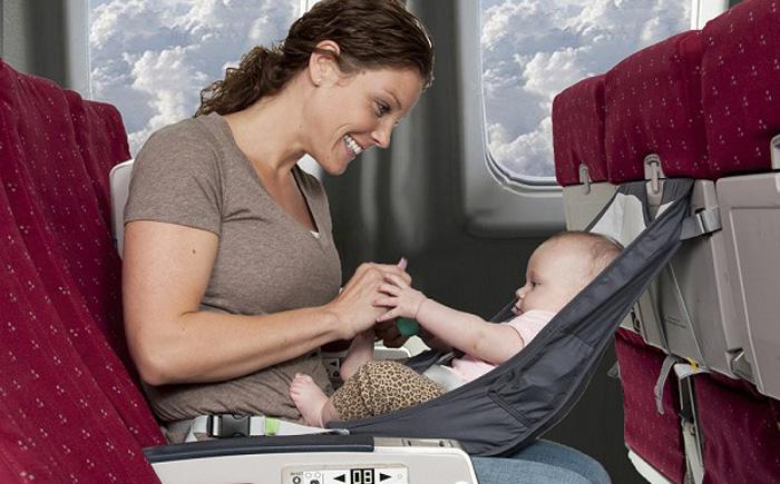 Гамак для ребёнка при перелётах