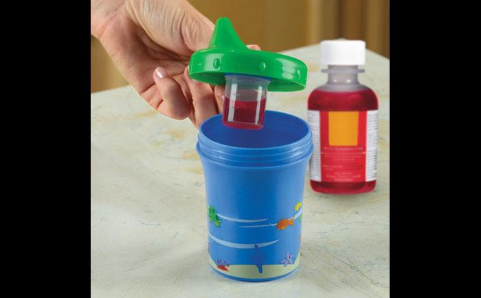 Бутылочка для приёма лекарств