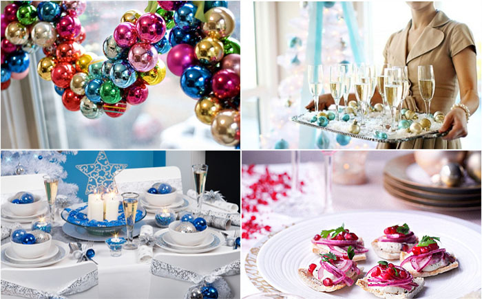 Как организовать весёлую новогоднюю вечеринку