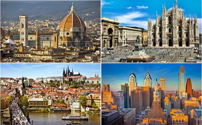 25 городов с оригинальными и удивительными прозвищами