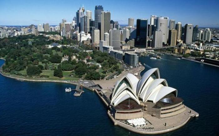 Город-гавань -  Сидней