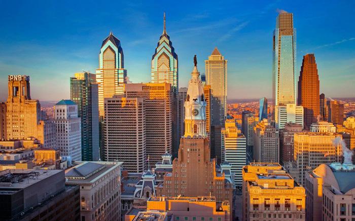 Город братской любви - Филадельфия