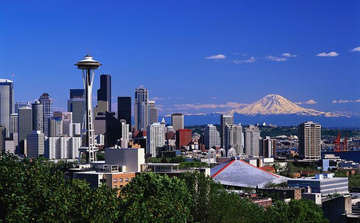 Изумрудный город – Сиэтл