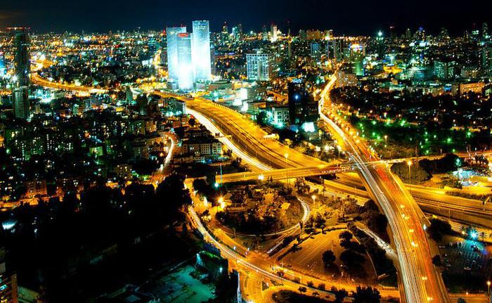 Город, который не спит – Тель-Авив