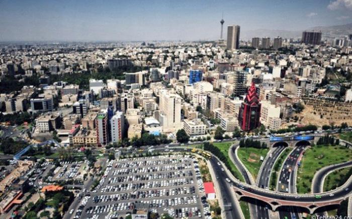 Город 72 наций - Тегеран