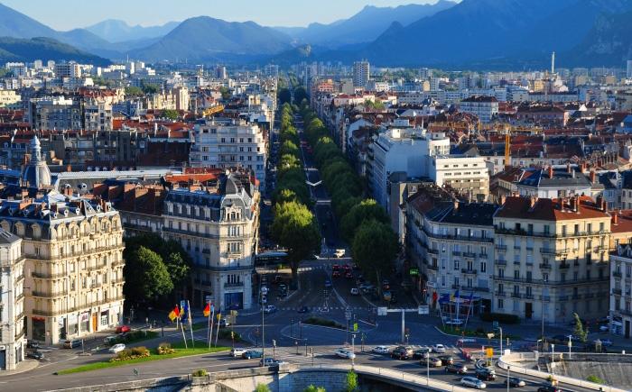 Столица Альп – Гренобль