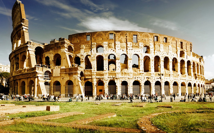 Вечный город - Рим