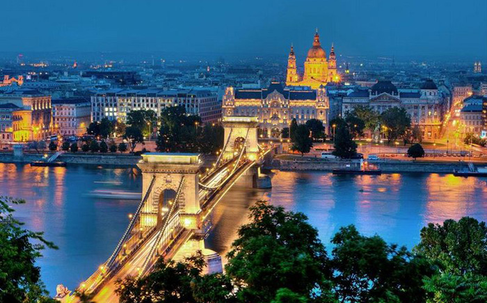 Жемчужина Дуная - Будапешт