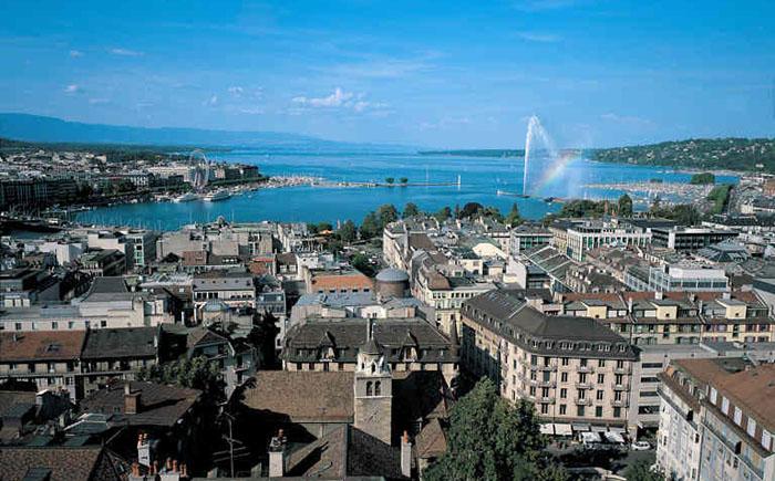 Столица мира – Женева