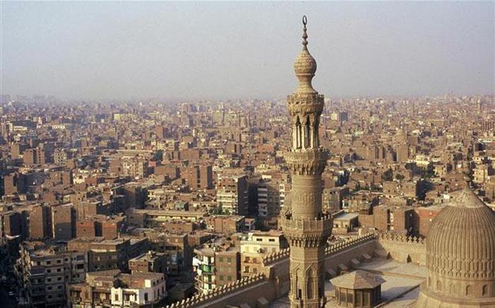 Матерь мира – Каир