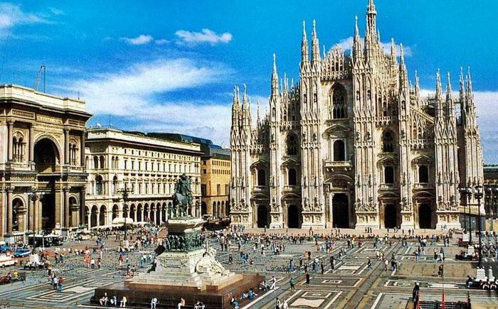 Столица моды - Милан