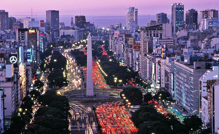 Париж Южной Америки – Буэнос-Айрес