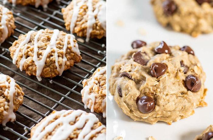3 самых необычных рецепта овсяного печенья, от которого нельзя будет оторваться
