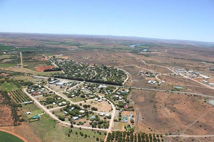 Орания, поселок в ЮАР