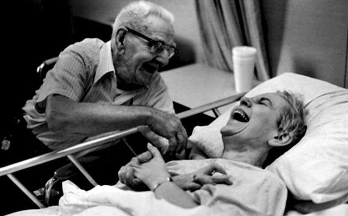 Смех продлевает жизнь и отношения